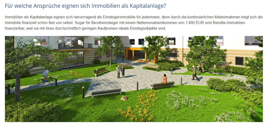 Immobilien als Kapitalanlage in  Bad Mergentheim - Schönbühl, Stuppach, Üttingshof, Althausen, Markelsheim, Mergentheim oder Neunkirchen, Rengershausen, Rot
