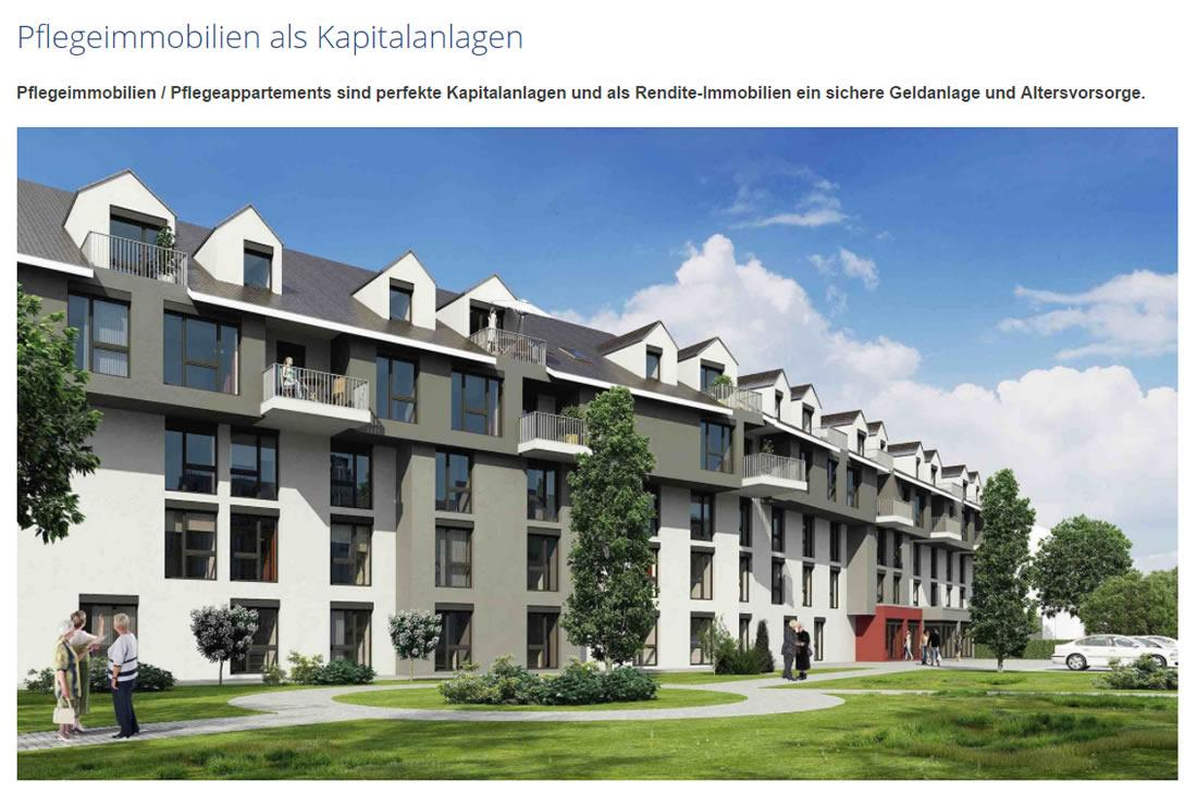 Kapitalanlagen für Filderstadt - Sachwertcenter21: Pflegeimmobilien, Finanzberater, Anlageimmobilien, renditestarke Geldanlagen, sichere Altersvorsorge, Rendite Immobilien